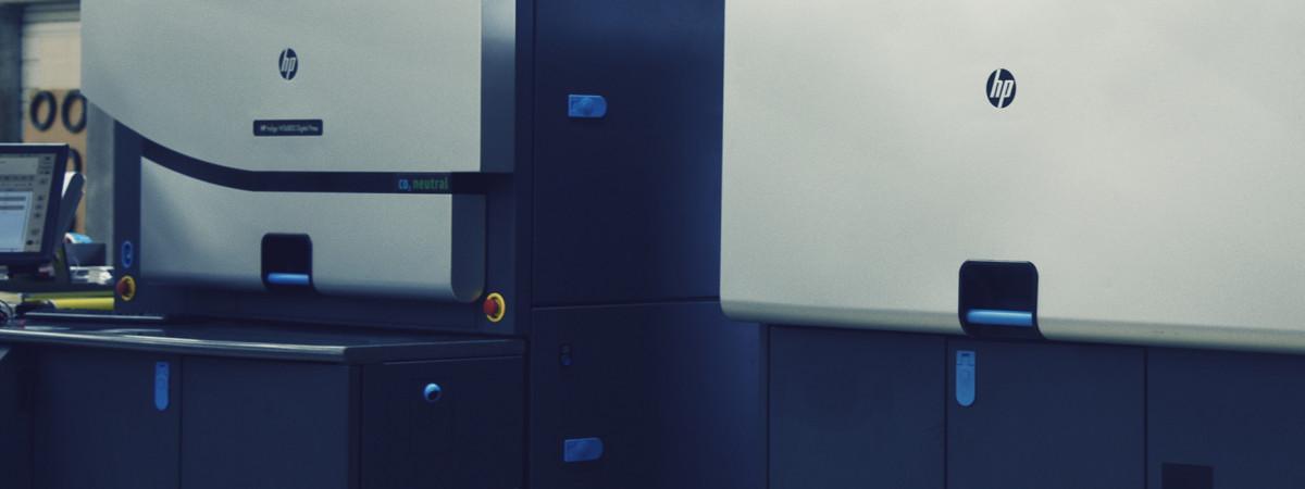 Presse numérique  HP INDIGO WS6800